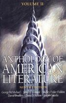 Anthology of american literature - vol. 2 - 9th ed - Phe - pearson higher education -