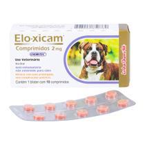 Anti-Inflamatório Elo-Xicam 2,0mg Chemitec c/ 10 Comprimidos -