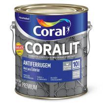 Antiferrugem Ferrolack Coral Coralit 3,6L -
