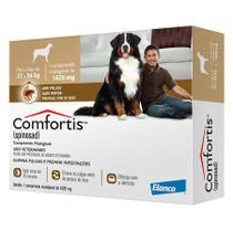 Antipulgas Comfortis 1620 mg Cães 27 à 54 kg - Elanco