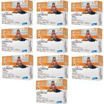 Antipulgas Comfortis 270 Mg Cães E Gatos - 10 Unidades - Elanco