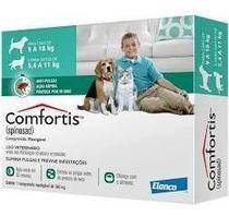 Antipulgas Comfortis Cães 9 A 18kg e Gatos 5,5 A 11kg - Elanco