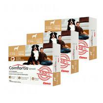 Antipulgas Confortis Para Cachorros E Gatos De 27 A 54kg - Elanco