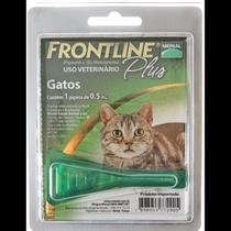Antipulgas e Carrapatos Merial Frontline Plus Gatos