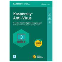 Antivírus Kaspersky Kav com 1 Licença KL1171K5AFS-9 -