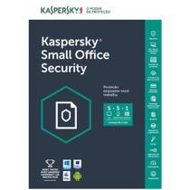 Antivirus Kaspersky Small Office Security 5 PCS + 1 Servidor -