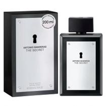 Antonio Banderas Masculino The Secret - Eau de Toilette 200ml