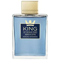 Antonio Banderas Perfume Masculino King of Seduction Absolute  Eau de Toilette 200ml