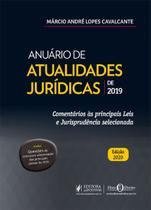 Anuário De Atualidades Jurídicas De 2019 - Juspodivm -