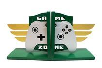 Aparador de Livros e Jogos Controle Xbox One Troféu - Presente super