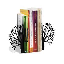 Aparador de Livros Suporte Bibliocanto Árvores em Aço - Geguton