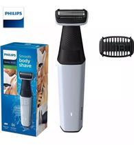 Aparador de Pelos Philips BodyGroom Series 3000 - BG3005/15 Seco ou Molhado - 1 Velocidade -