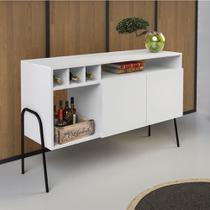 Aparador Multiuso Punto Branco - Estilare móveis