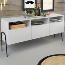 Aparador Multiuso Trucco Branco - Estilare móveis