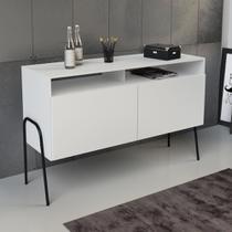 Aparador Multiuso Zucca  Branco - Estilare móveis