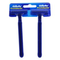 Aparelho Barbear Gillette Prestobarba Descartável c/ 2un -