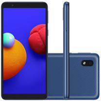 Aparelho celular smartphone samsung galaxy a01 core 32gb/2gb ram/4g/8mp/tela 5.3 -
