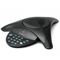 Aparelho de Audioconferência SoundStation 2 Sem Visor 15100 - Polycom -
