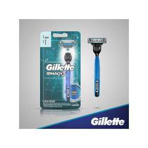 Aparelho de Barbear Gillette Mach3 Acqua-Grip Regular -