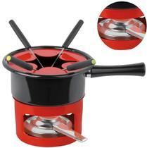 Aparelho de fondue 8 peças inox 807907 forma - Forma Inox