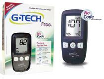 Aparelho de Glicemia (KIT) Free 1  - G-tech - G-Tech - Accumed