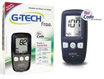 Aparelho de Glicemia (KIT) Free 1  - G-tech -