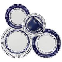 Aparelho de Jantar 20 Peças Cerâmica Colb Actual Oxford -