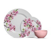 Aparelho de Jantar Alleanza Cerejeira 12 Peças -
