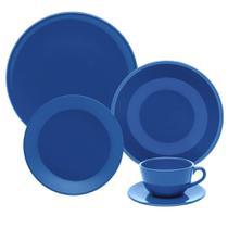 Aparelho de Jantar e Chá 20 peças Unni Blue - Oxford