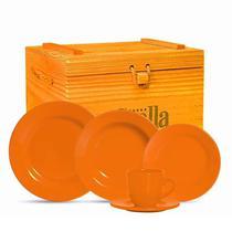 Aparelho de Jantar Standard 30 peças - Scalla -