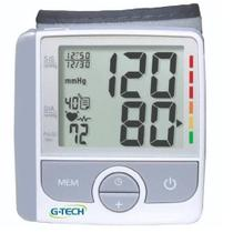 Aparelho De Medir Pressao Arterial Automatico De Pulso G-TECH Premium -