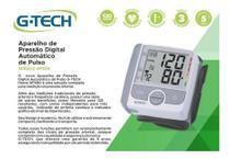 Aparelho De Medir Pressao Arterial Digital De Pulso Gtech - G-Tech