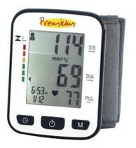Aparelho De Medir Pressão Digital Automático De Pulso - Premium