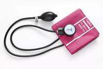 Aparelho De Pressão Aneroide Rosa Medicate -