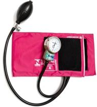 Aparelho De Pressão Arterial Adulto Nylon Fecho de Contato PA2003 Rosa  P.A. MED - Cbemed