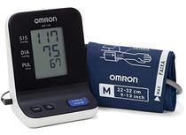 Aparelho de pressão arterial de braço hbp-1100 - omron -
