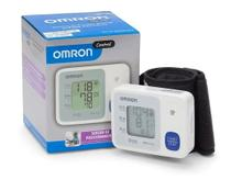 Aparelho De Pressão Arterial De Pulso Automático Omron 6124 -