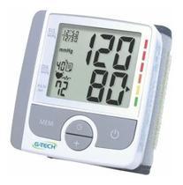 Aparelho De Pressão Arterial Digital Pulso/ Envio Imediato - Premium