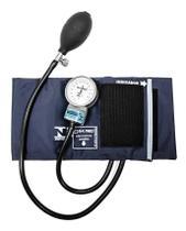 Aparelho De Pressão Arterial Nylon Adulto Pamed Azul - Pa Med