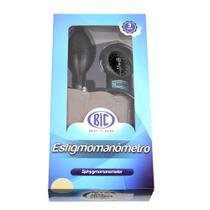 Aparelho de pressão botao + estetocospio stand + bolsa cj0103 - bic -