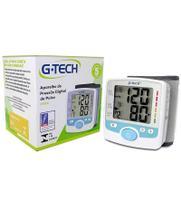 Aparelho De Pressão Digital Automático De Pulso G-tech Gp200 - Gtech