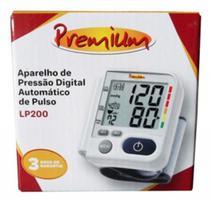 Aparelho de Pressão Digital Automático Pulso LP200 Accumed -