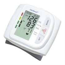 Aparelho De Pressão Digital Bioland 3005 De Pulso Automático Branco -