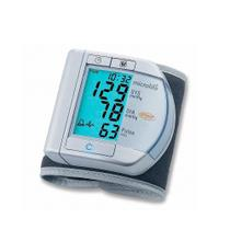 Aparelho de Pressao Digital de Pulso Microlife Bp W100 - Prata -