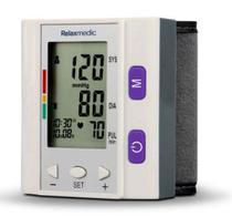 Aparelho de Pressão Digital Portátil Pocket Control - Relaxmedic -