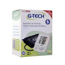 Aparelho de Pressão G-Tech Adulto Digital Automático de Braço LA250 -