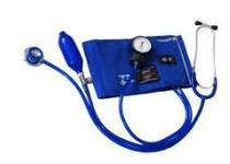 Aparelho de Pressão Ny/Metal Azul Estetoscópio Azul Royal  CJ0312 - Bic -
