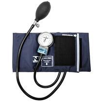 Aparelho de Pressão P.A. Med Adulto Nylon Azul 2021 - P.A.Med