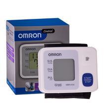 Aparelho De Pressão Pulso Automático 6124 Omron -