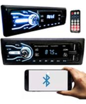 Aparelho De Som 4x25W Carro Automotivo Bluetooth Pendrive Sd Rádio - First Option